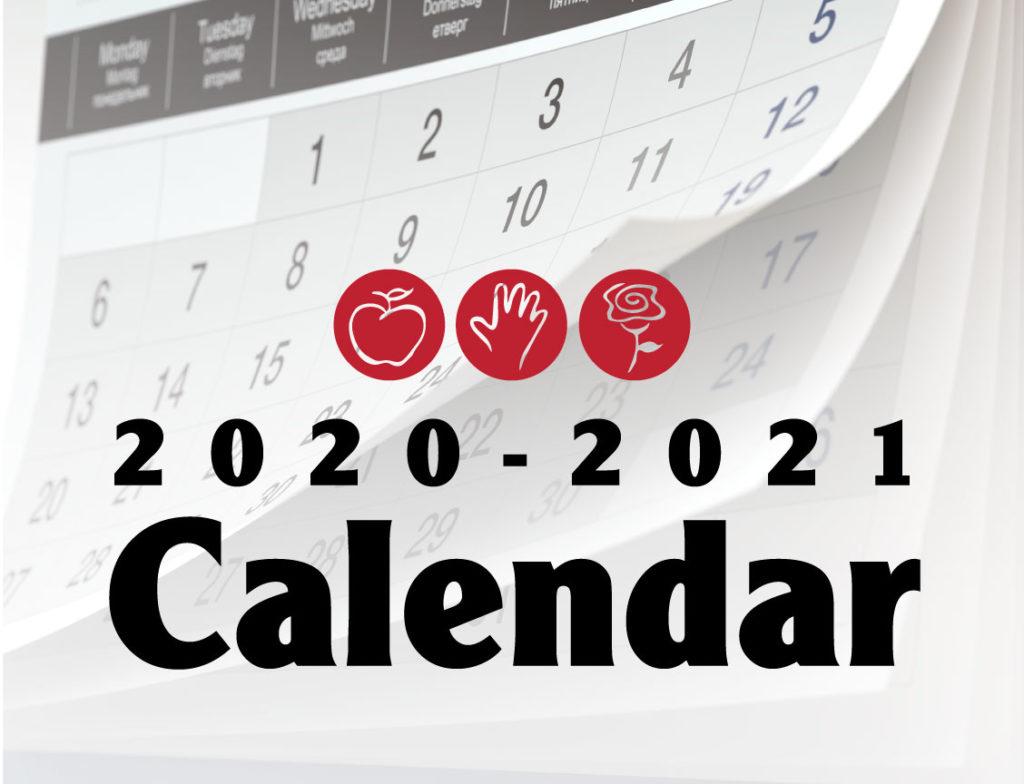 School Board Approves 2020 2021 Academic Calendar | School For Fall 2021 Calendar Delaware County Community College