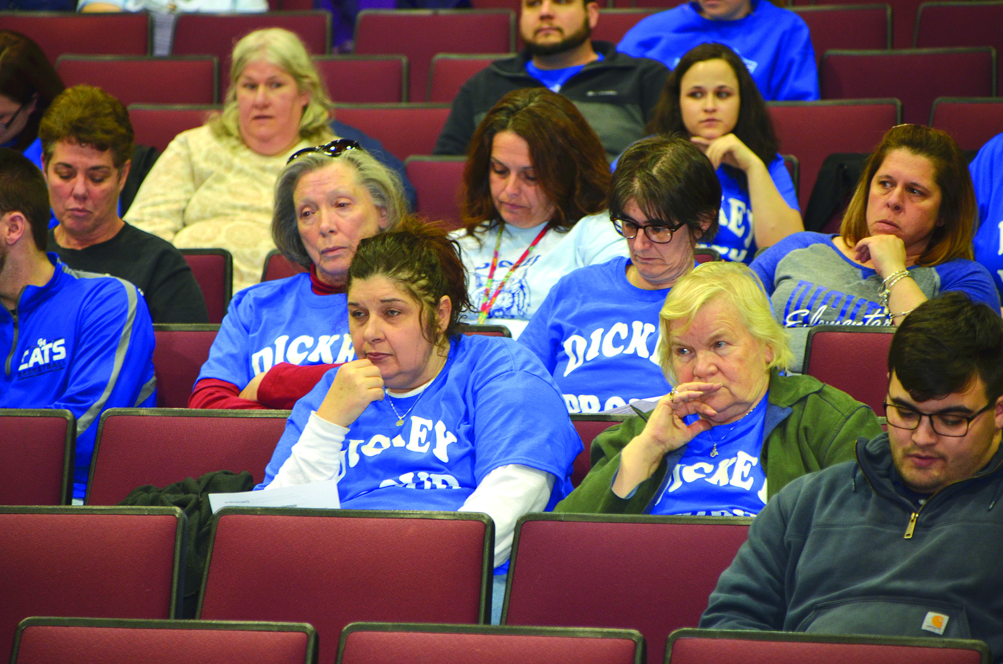 School Board Hears Dickey Parents At Public Hearing | News For Keystone Central School District Calendar