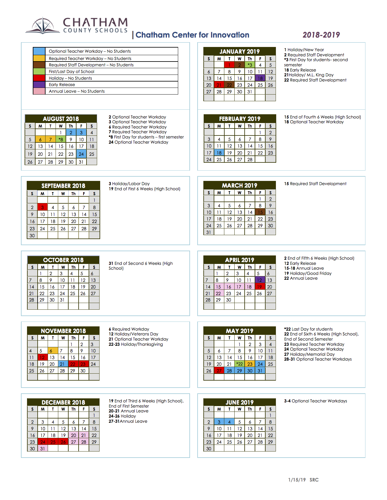 School Calendars / Sage Academy School Calendar Pertaining To Moore County Nc School Calendar