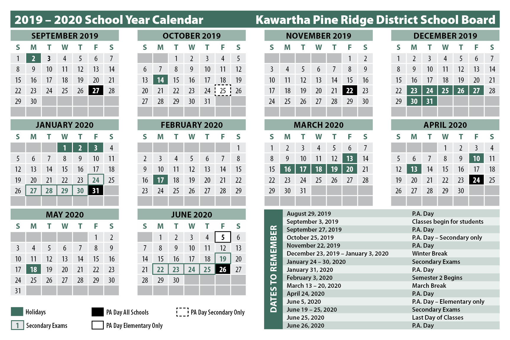 School Calendars With Post Falls High School Calendar