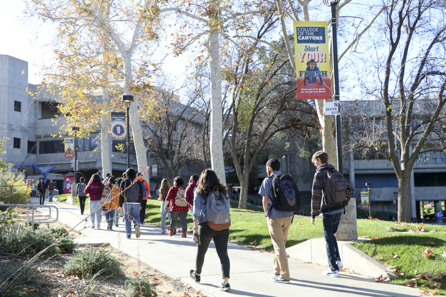 Scv News | Coc Adds Short Term Classes To Spring 2019 With Regard To When Does Spring Semester Start For Laverne University In College Of The Canyons