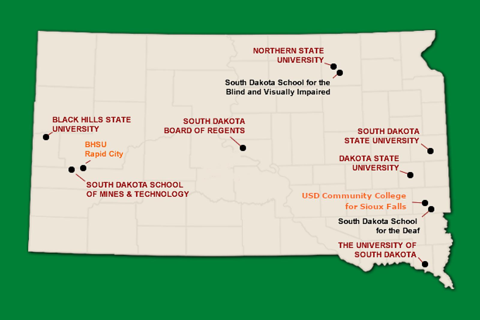 Sd Public Universities Continue Online Summer Term Intended For University Of South Dakota School Schedule