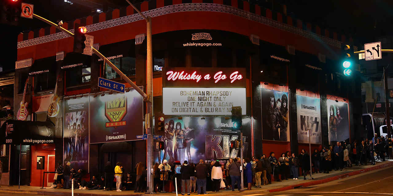 See A Show At Whisky A Go Go In West Hollywood Regarding Whiskey A Go Go Schedule