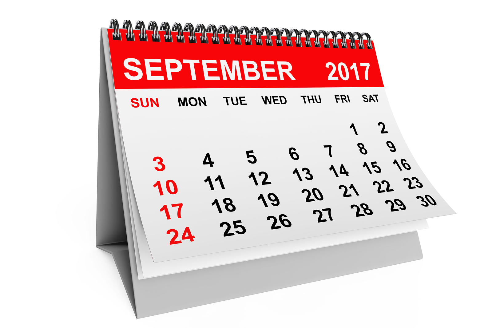September 2017 Calendar Alerts – Fountain Valley High School For Fvhs School Calendar