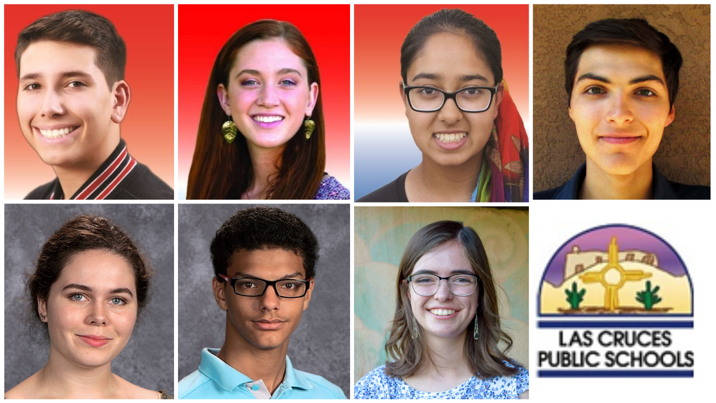 Seven Las Cruces Students Named National Merit Scholarship With Regard To Las Cruces Public Schools School Calendar