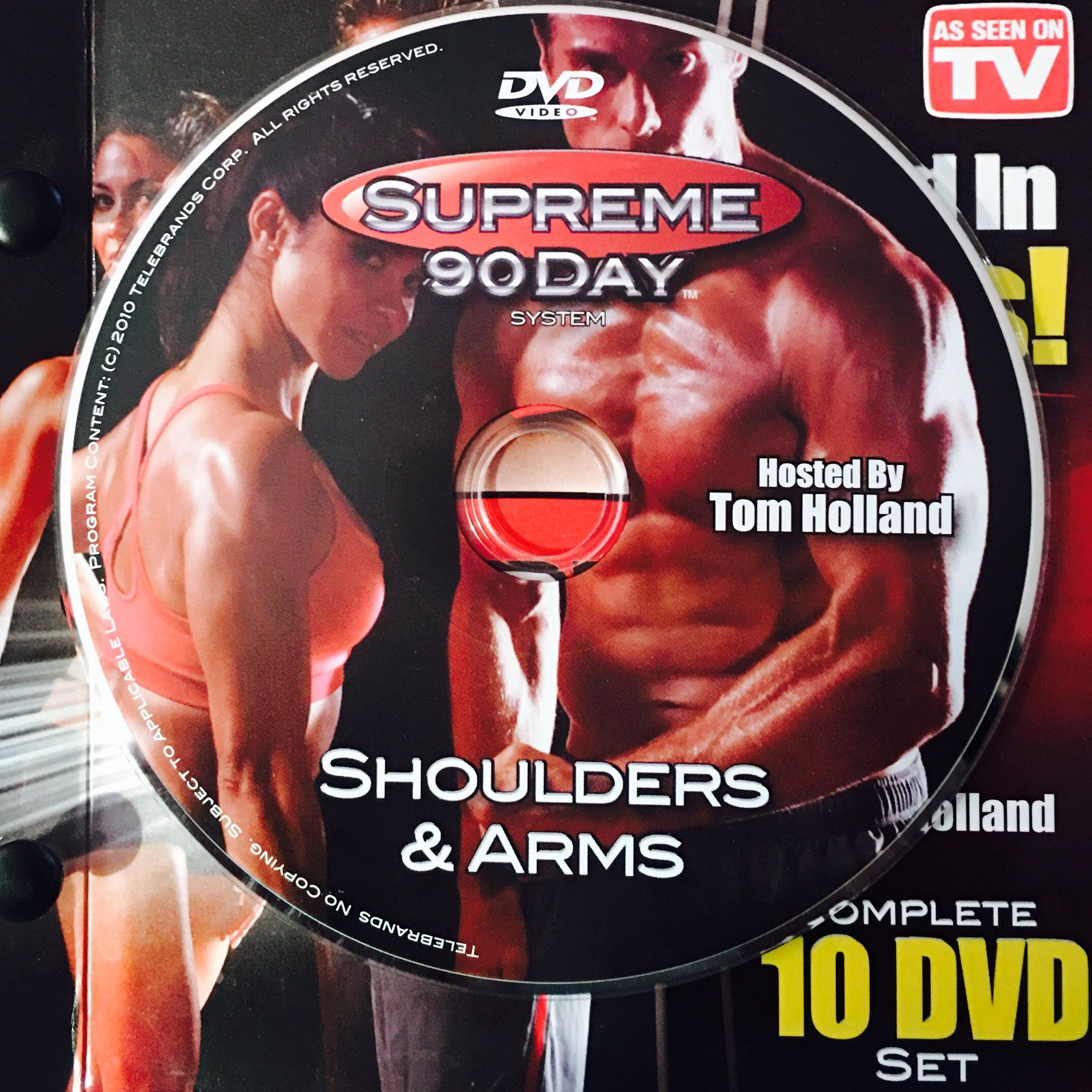 "Shoulders & Arms. **supreme 90Day System, ""get Ripped In With Regard To 90 Day Supreme Workout Schedule"