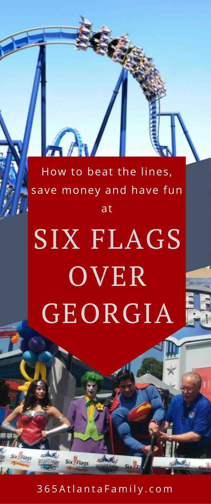 Six Flags Over Georgia: Beat The Lines, Discounts & More Throughout Six Flags Over Georgia Calendar