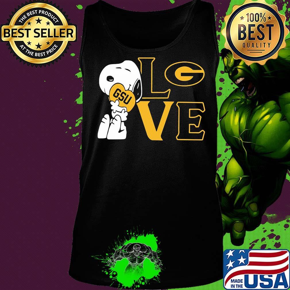 Snoopy Hug Heart Love Georgia State University Shirt, Hoodie Within Georgia State University Holiday Schedule 2020