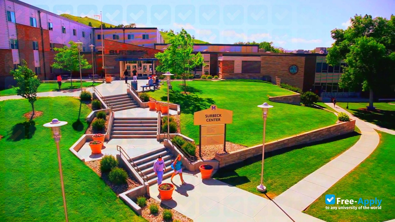 South Dakota School Of Mines & Technology – Free Apply Within University Of South Dakota School Schedule