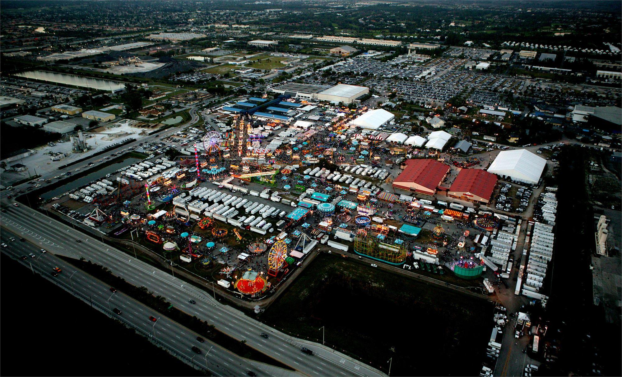 South Florida Fair | West Palm Beach, Fl | 561.793.0333 For South Florida Fairgrounds Event Schedule