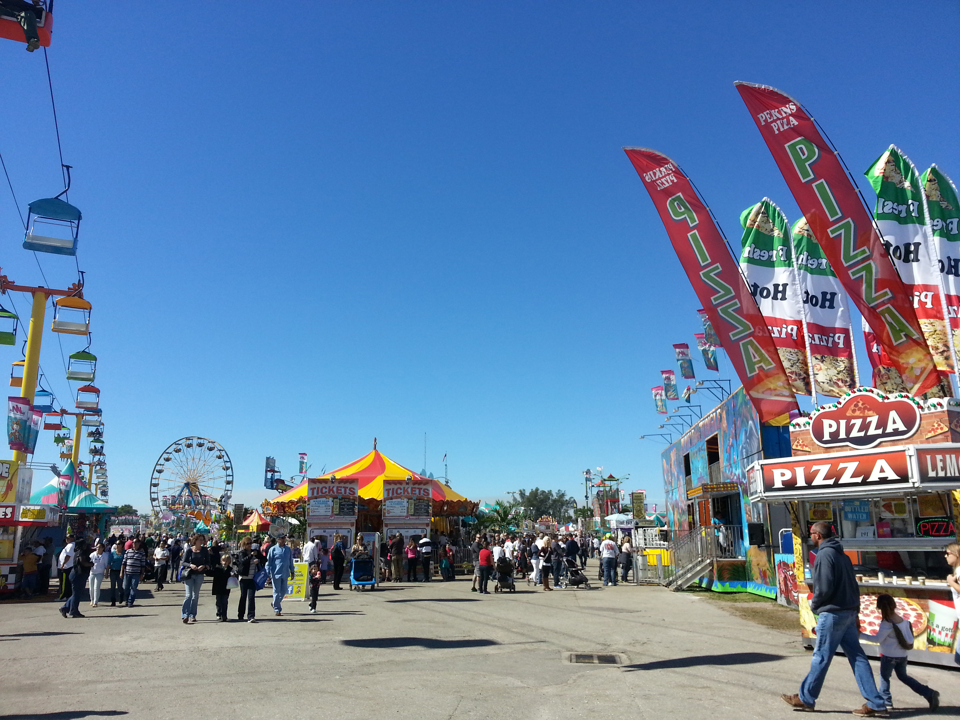 South Florida Fairgrounds Has Something For Everyone Regarding Events South Florida Fair Grounds