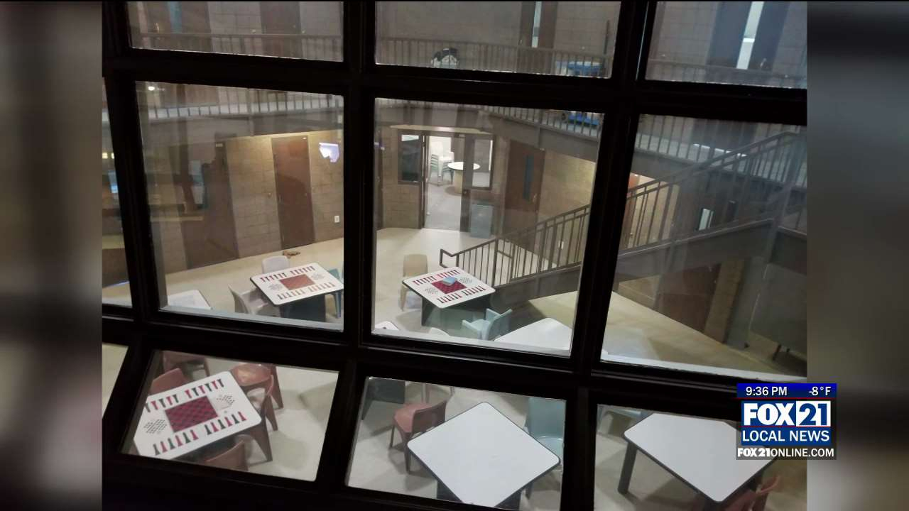Special Report: Inside The St. Louis County Jail - Fox21Online With Regard To St. Louis County Court Calendar Hibbing