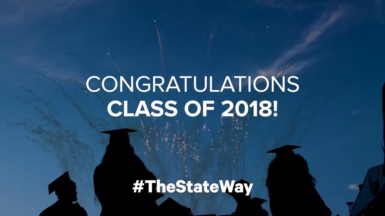 Spring 2018 Commencement Highlight – Georgia State University For When Do Georgia State University Spring Semester Start