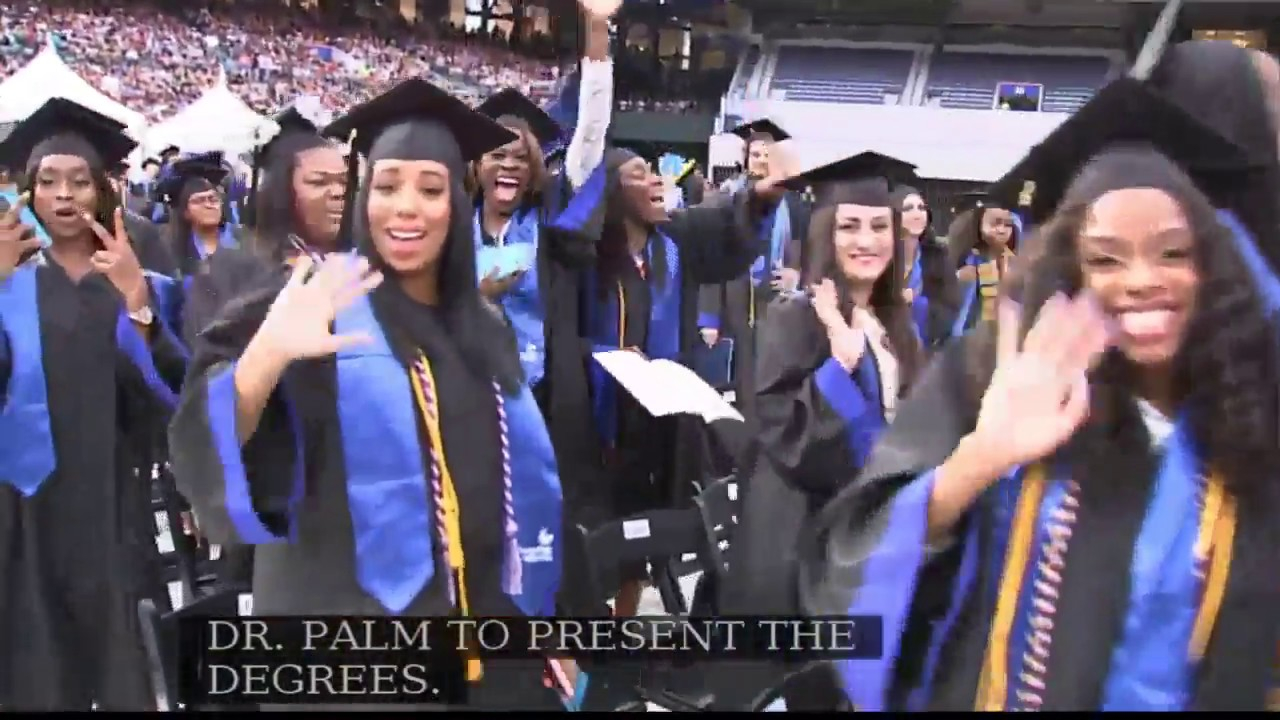 Spring 2018 Commencement: Thursday Ceremony - Georgia State University in When Do Georgia State University Spring Semester Start