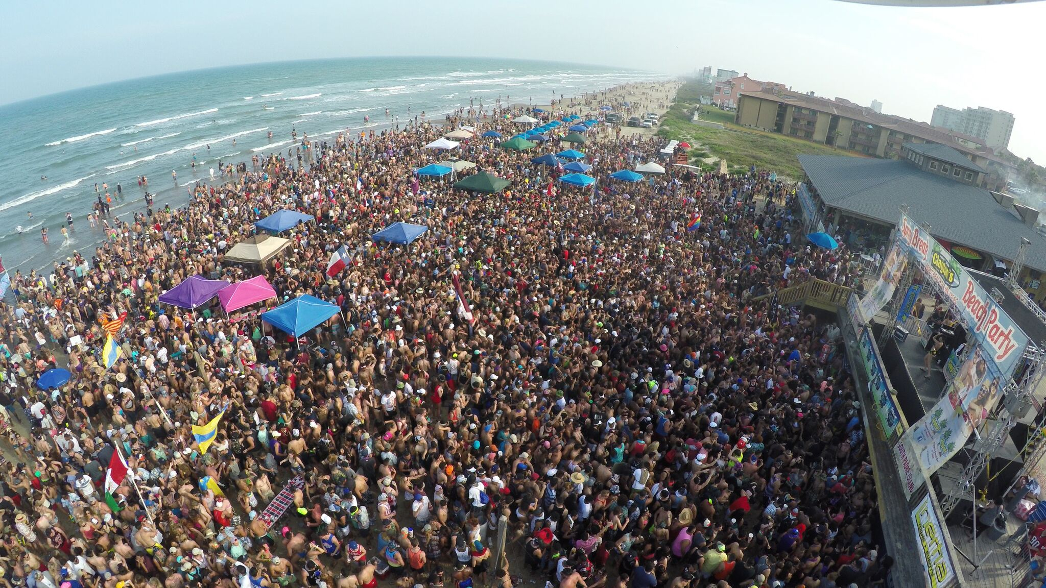 Spring Break South Padre – A Written History Of Spring Break Inside Nassau Community College Spring Break