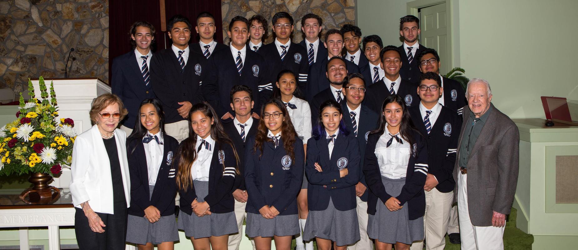 St. Genevieve High School With San Fernando High School Spring Break Calendar