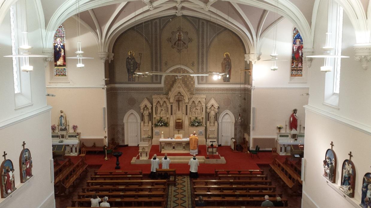 St. Laurence's Catholic Heritage Association: Latin Mass Within .catholic Saint Of The Day March 5 2020