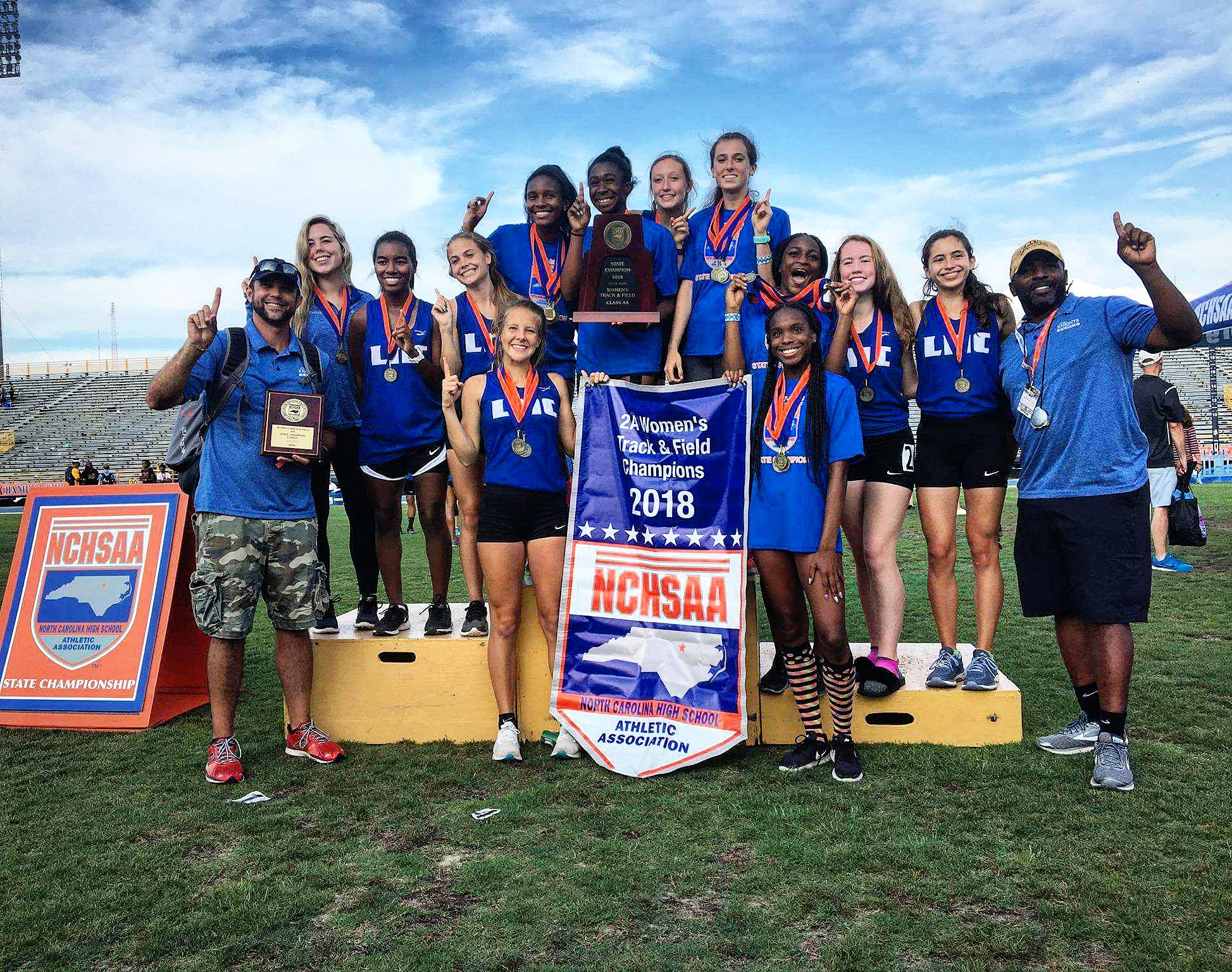 State Track And Field: Howlett Led Lake Norman Charter Girls Inside Lake Norman High School Schedule