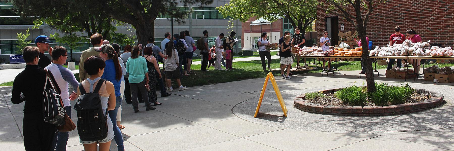 Student Resources Regarding Spokane Falls Commmunity College Acedemic Calender