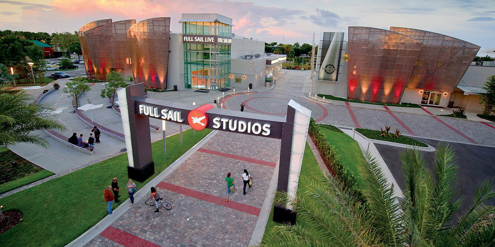 Studex Full Sail University, Уинтер Парк, Сша - Studex with regard to Full Sail University Winter Break