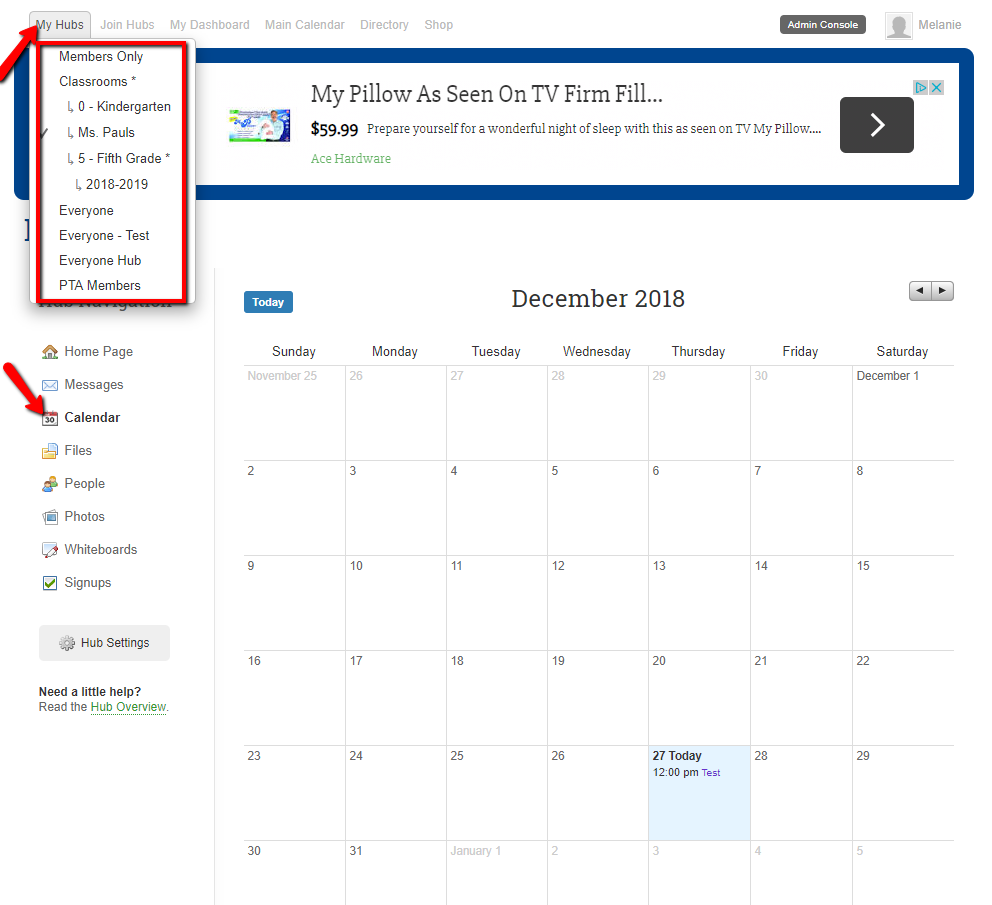 Subscribe To Memberhub Calendars – Memberhub Help Center Inside Outlook 2021 Google Calendar Edit