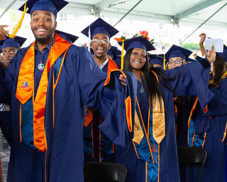 Success, Diversity Took Center Stage At Morgan's 143Rd Regarding Morgan State University Spring Break