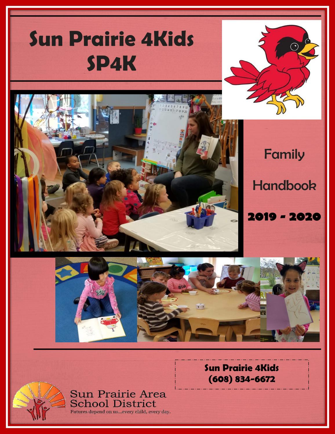 Sun Prairie 4Kids – Sp4Ksun Prairie Area School District With Sun Prairie Calendar School District