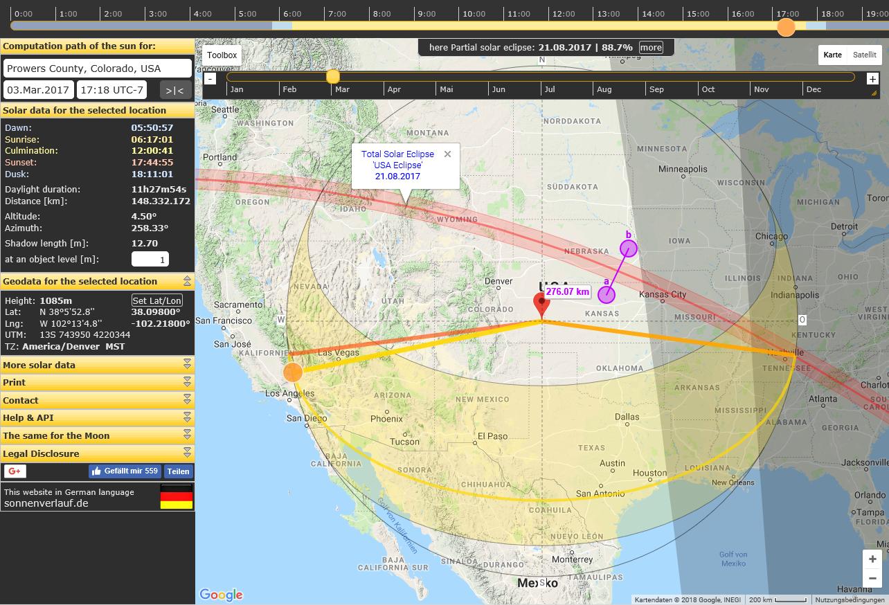 Suncalc - Sunrise, Sunset, Shadow Length, Solar Eclipse, Sun Inside Sunrise Charts By Zip Code
