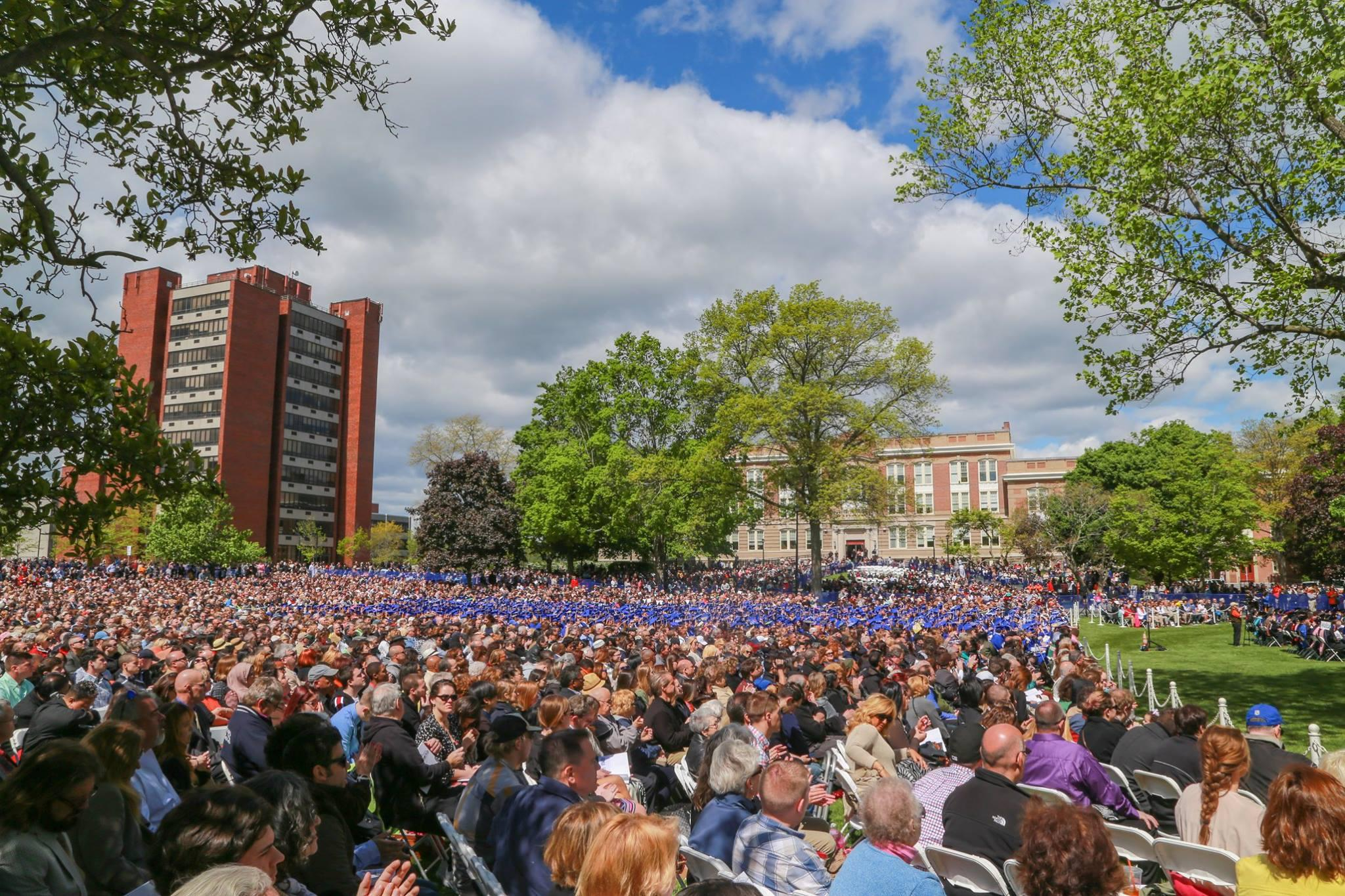 Suny New Paltz Makes A Change To Its Undergrad Graduation | Wamc With Suny New Paltz School Year Calendar