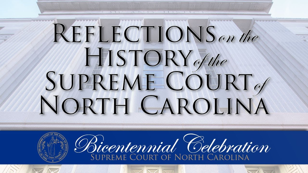 Supreme Court | North Carolina Judicial Branch Intended For North Carolina Court Dates By Name
