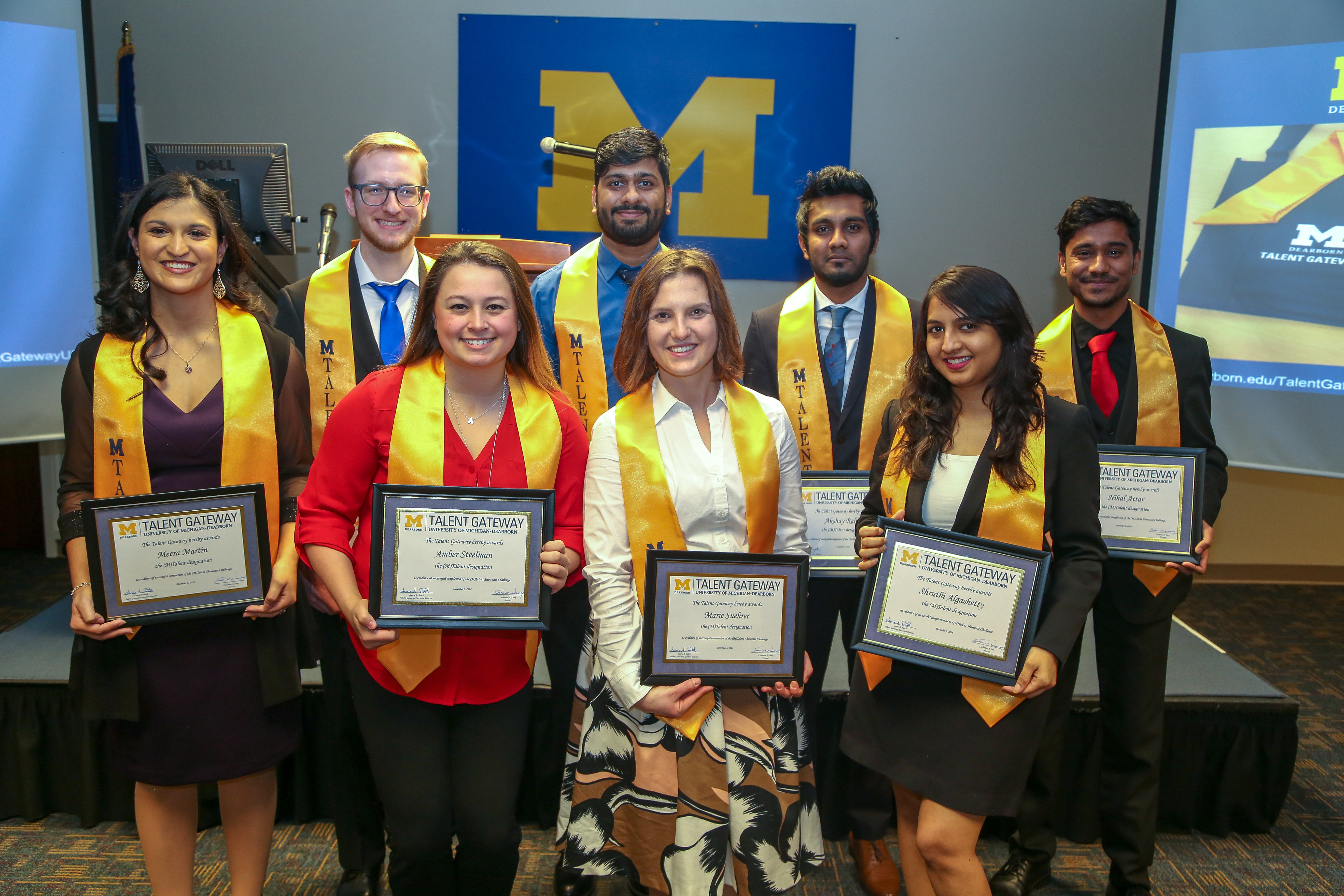 Talent Gateway For U Of M Dearborn Events