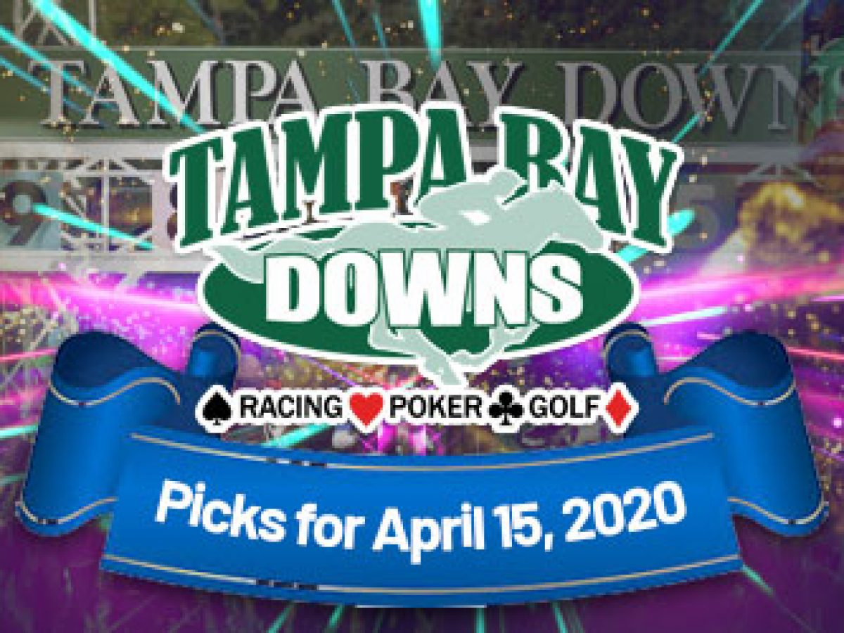 Tampa Bay Downs Picks 4/15 – Free Horse Racing Betting Tips In Tampa Bay Downs Schedule 2020