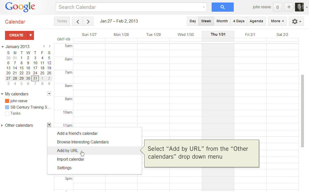 Technology Guides Within Outlook 2021 Google Calendar Edit