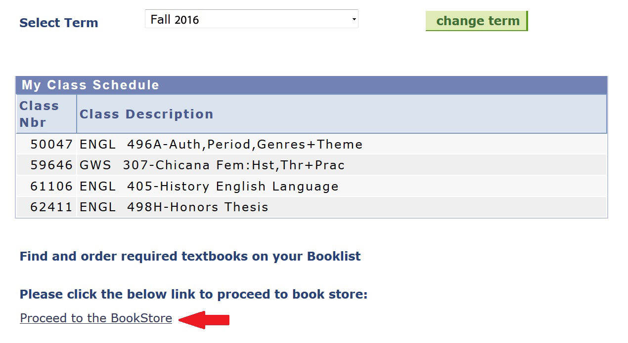 Textbooks | Ua Bookstores With University Of Phoenix Semester Dates