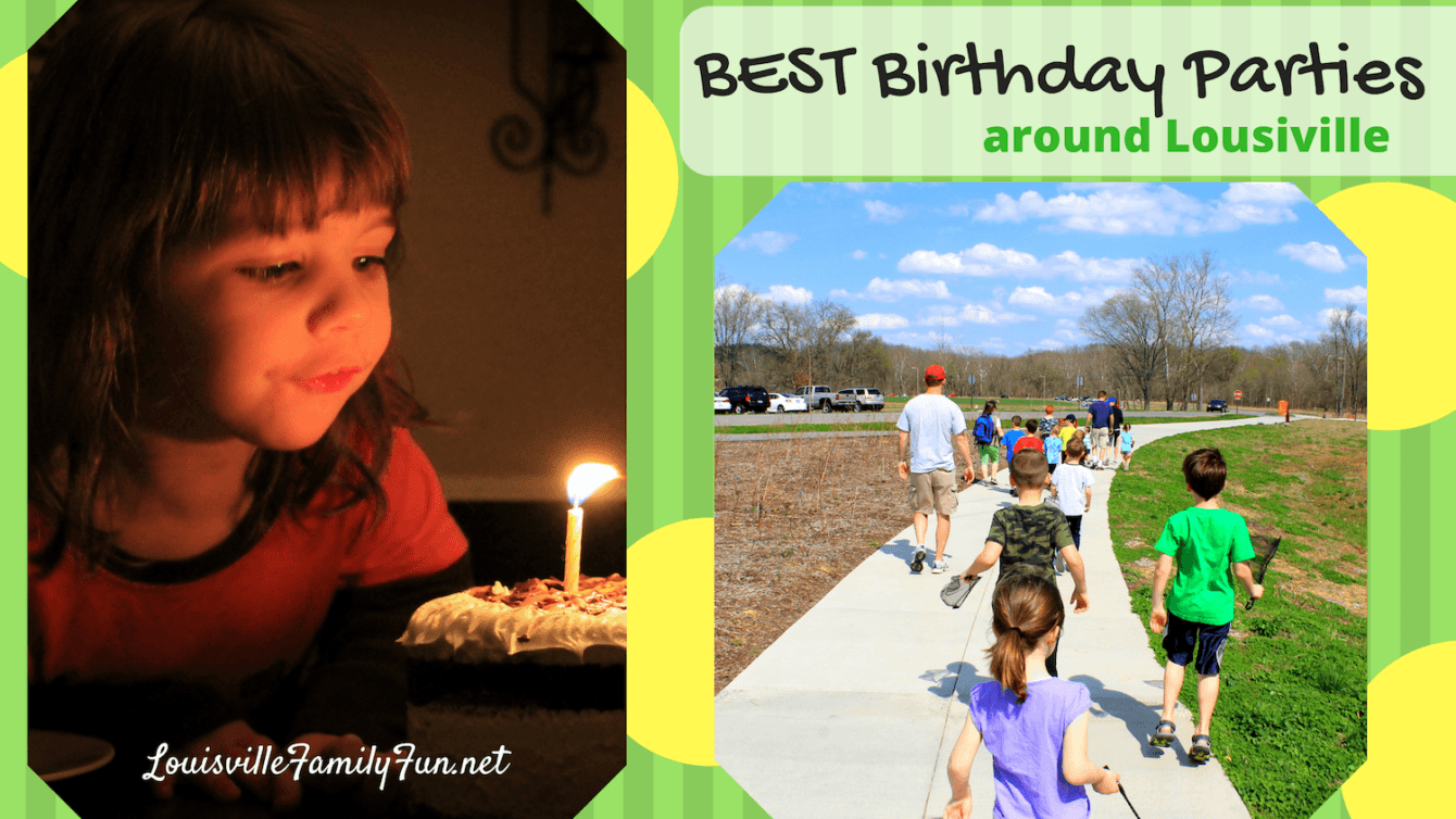 The Best Birthday Party Options In And Around Louisville For Uptown Art Louisville Calendar