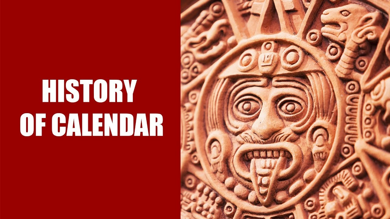 The Making Of The Mayan Calendar | The Openbook Inside How To Read Myan Calender