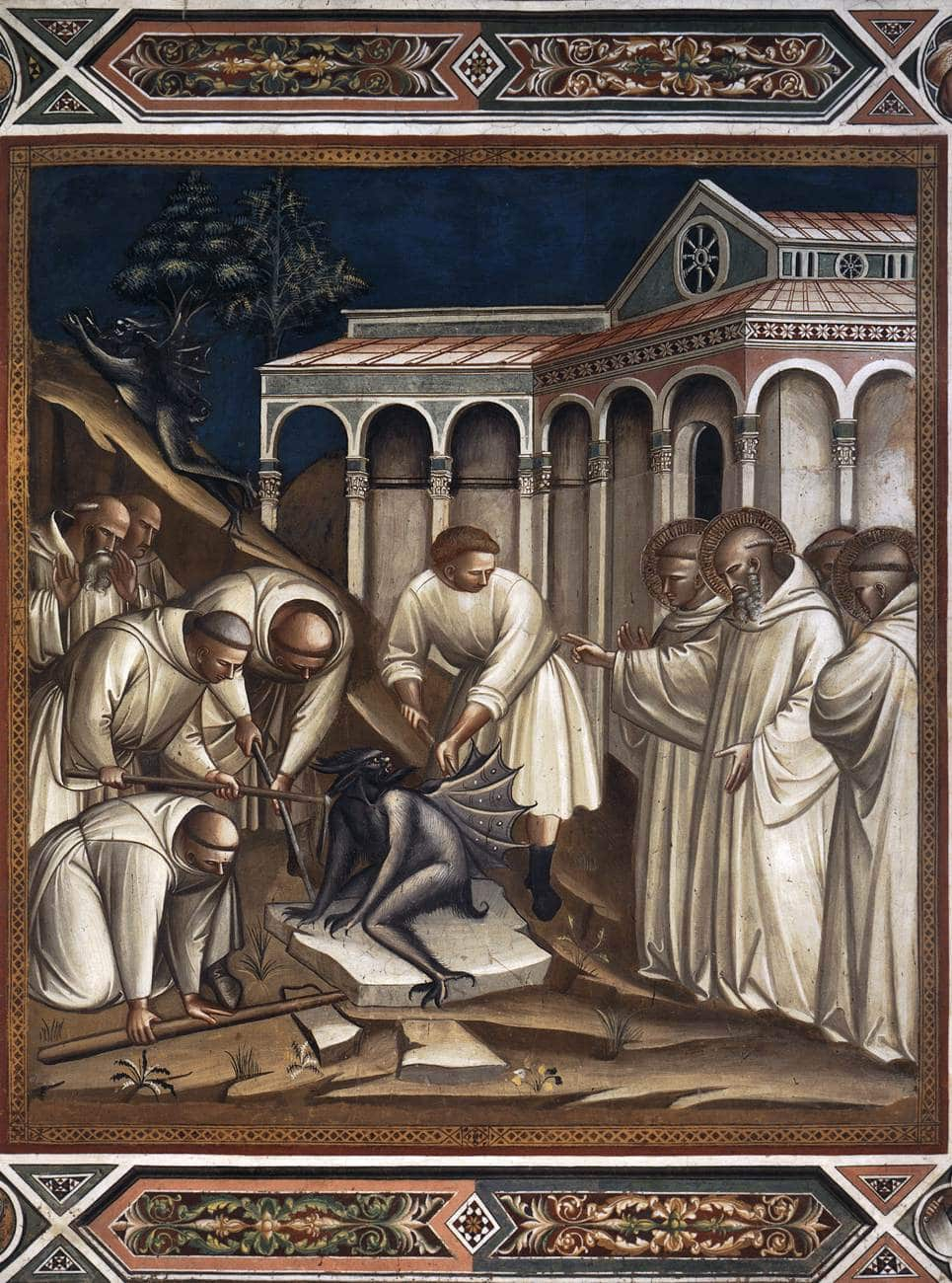 The Power Of St Benedict Prayer And Great Miracles Of Saint Pertaining To .catholic Saint Of The Day March 5 2020