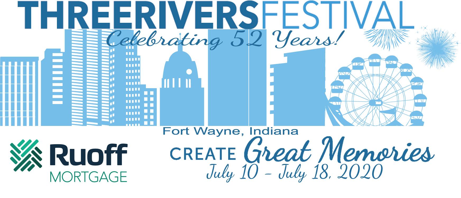 Three Rivers Festival For Fort Wayne Events Calendar 2021