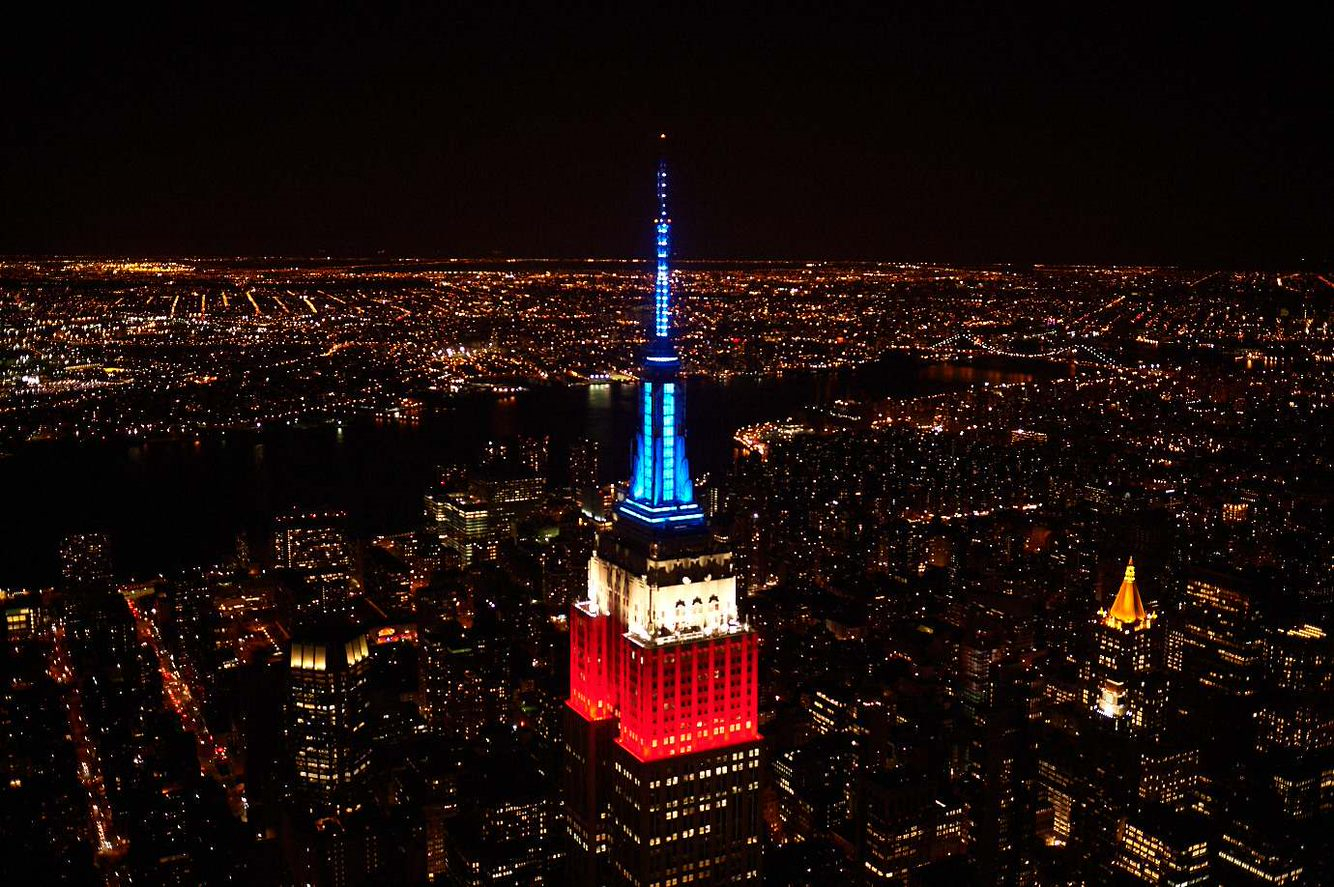 Tower Lights | Empire State Building Intended For Empire State Building Lights Calendar