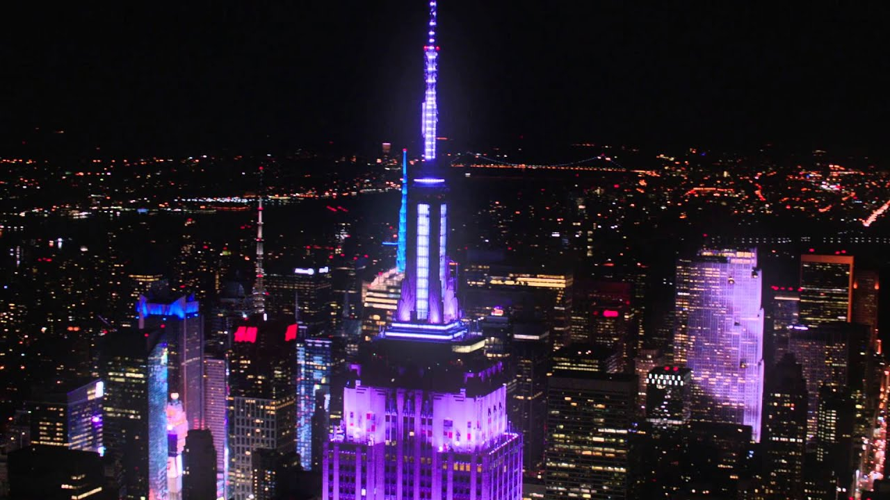 Tower Lights | Empire State Building Throughout Empire State Building Lights Calendar