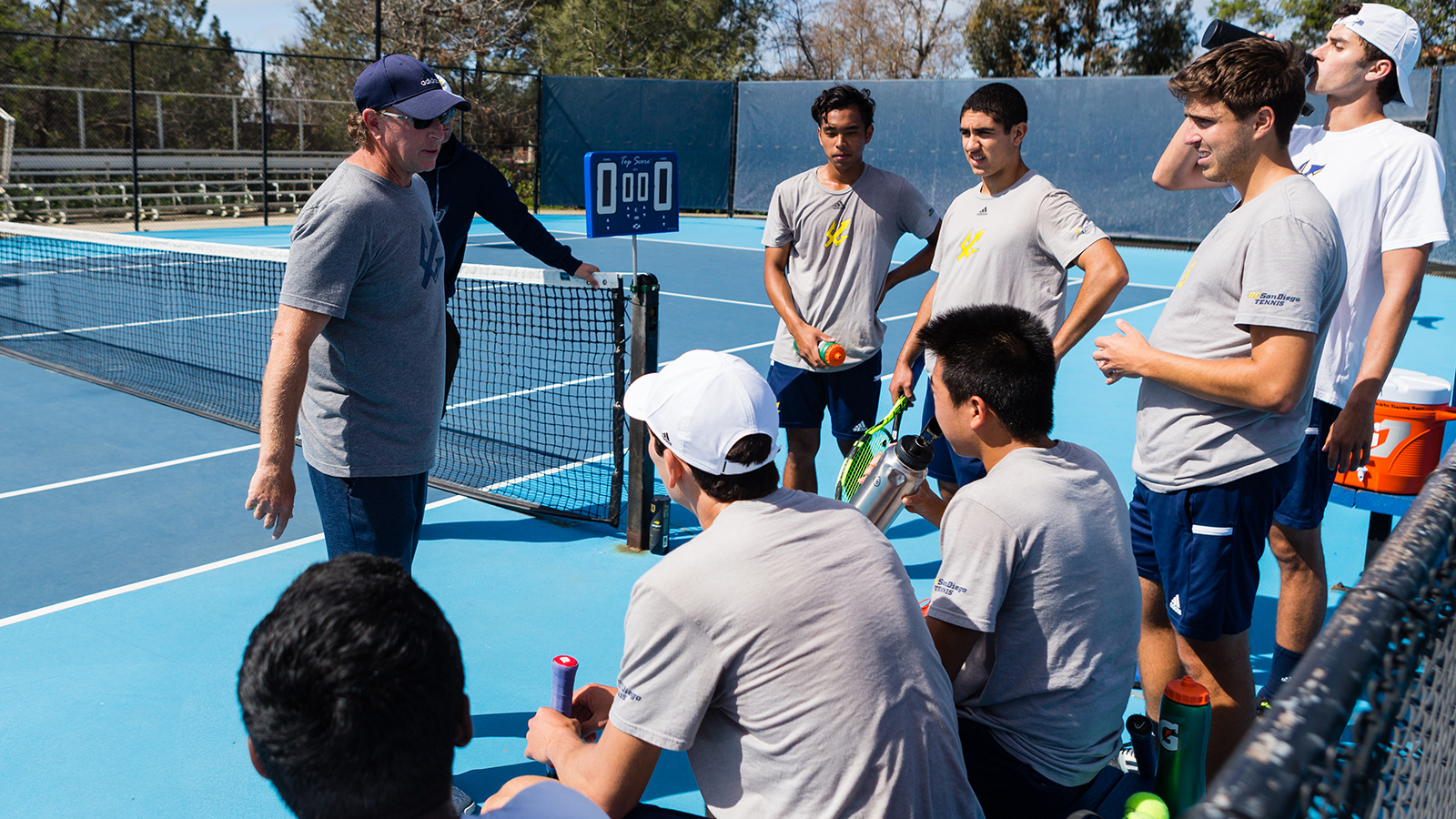 Tritons Add Two Match Spring Break Trip To Midwest Before With Regard To Concordia Irvine Spring Break