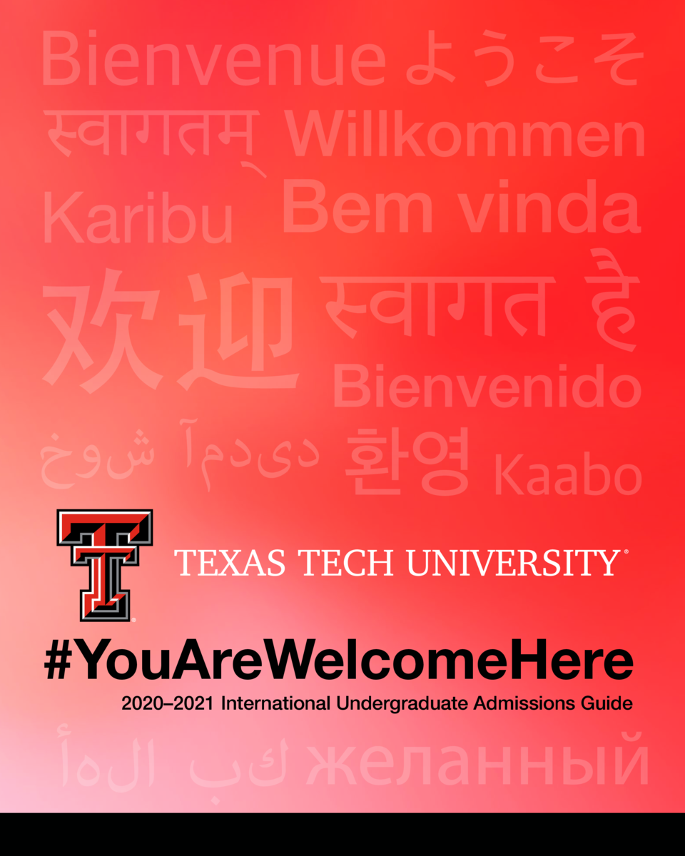Ttu Office Of International Affairs - Admissions Spring 2020 Pertaining To Texas Tech University Holiday Schedule 2021