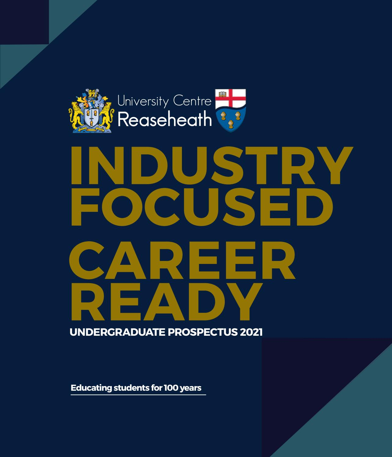 University Centre Reaseheath Prospectus 2021Reaseheath Regarding Queens University Of Charlotte Calendar 2021