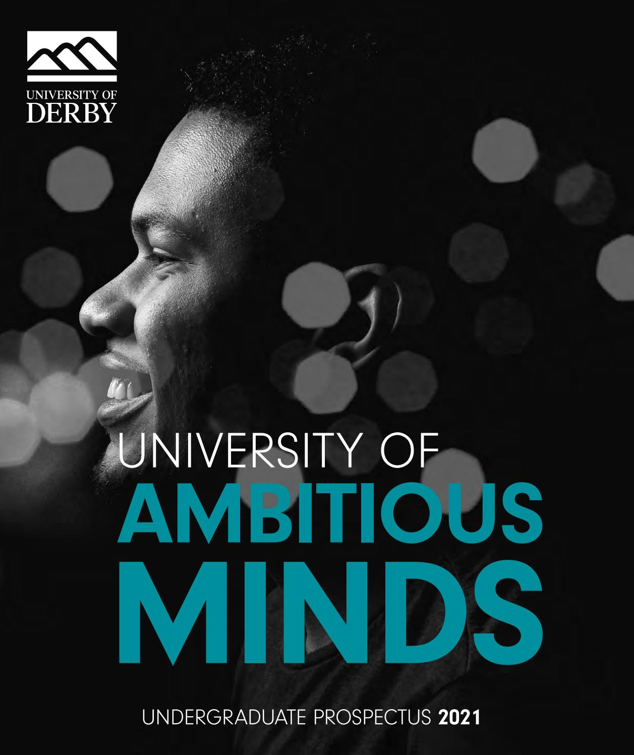 University Of Derby Undergraduate Prospectus 2021 With St Vrain Extended School Year Calendar 2021 2021