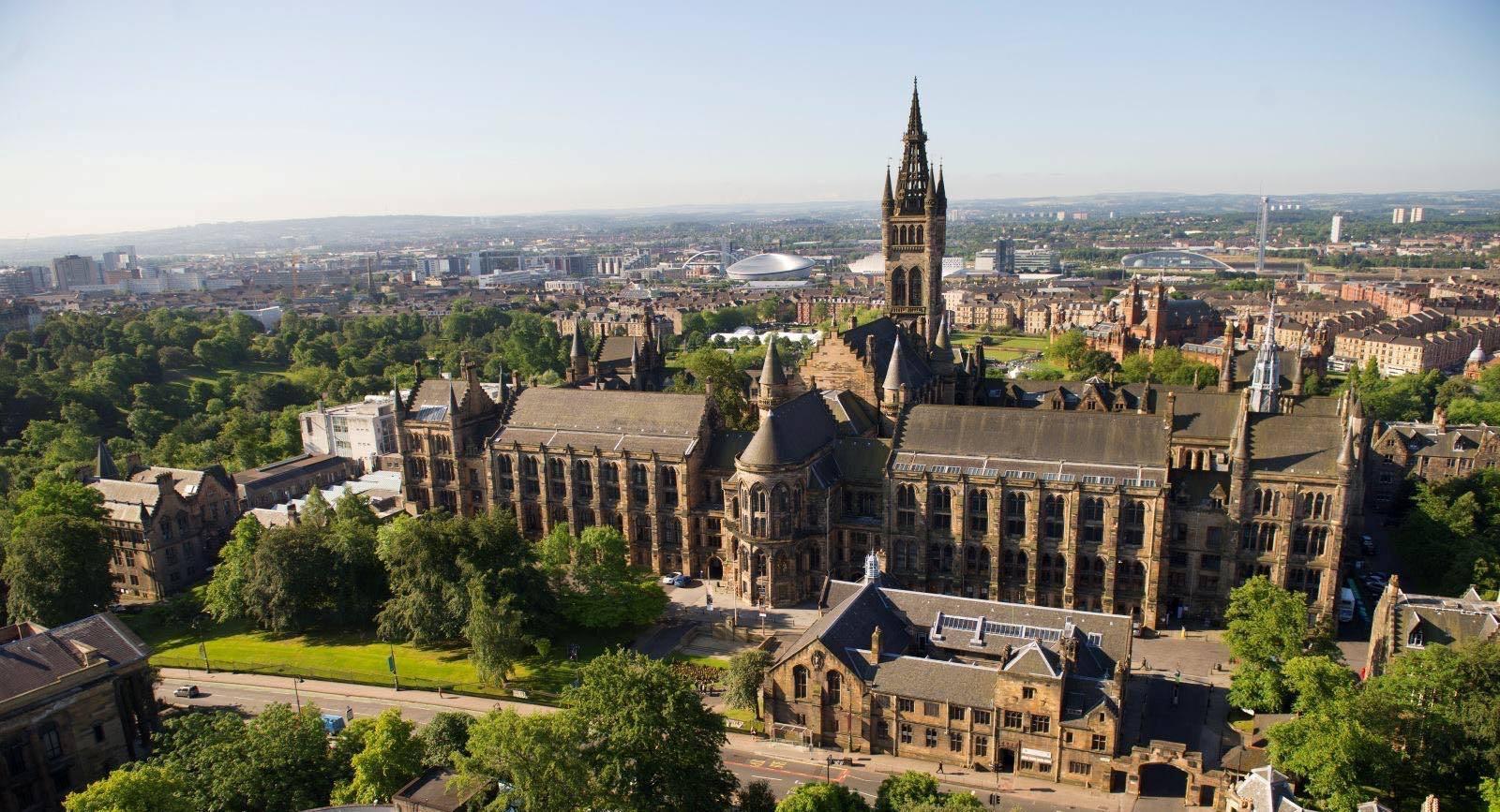 University Of Glasgow – Университет В Великобритании Within University Of Glasgow Schedule A