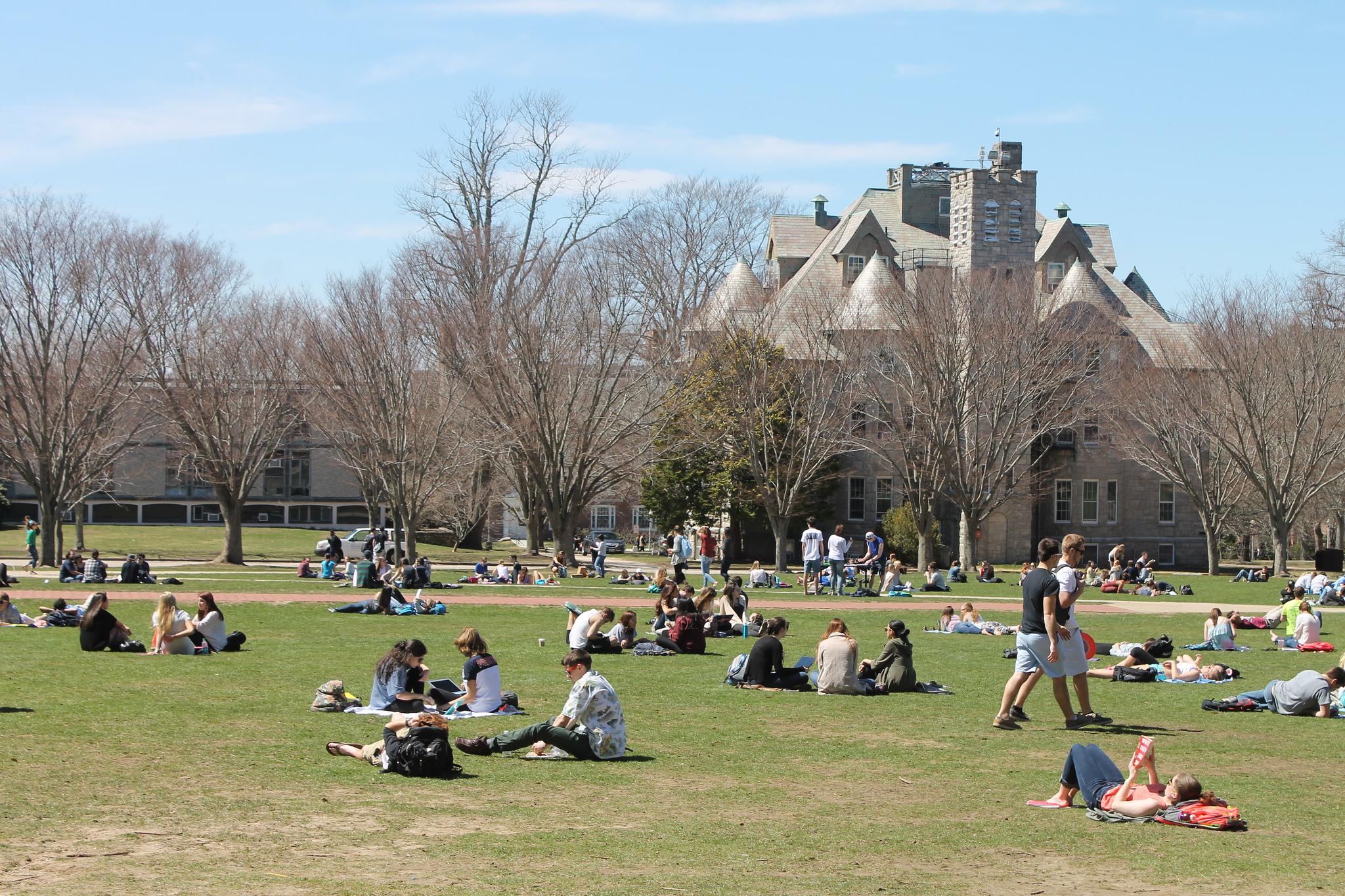 University Of Rhode Island Improves Student Retention And Within University Of Rhode Island Academic Schedule