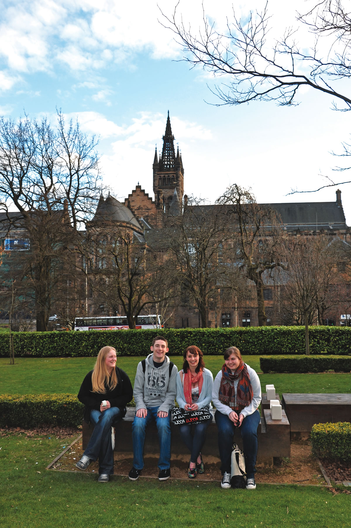 University Study In The United Kingdom: University Of With Regard To University Of Glasgow Schedule A