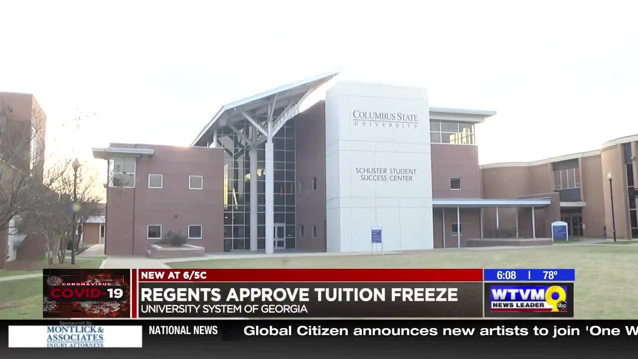 University System Of Georgia Freezes Tuition For 2020 2021 For Ga State University Calendar 2021