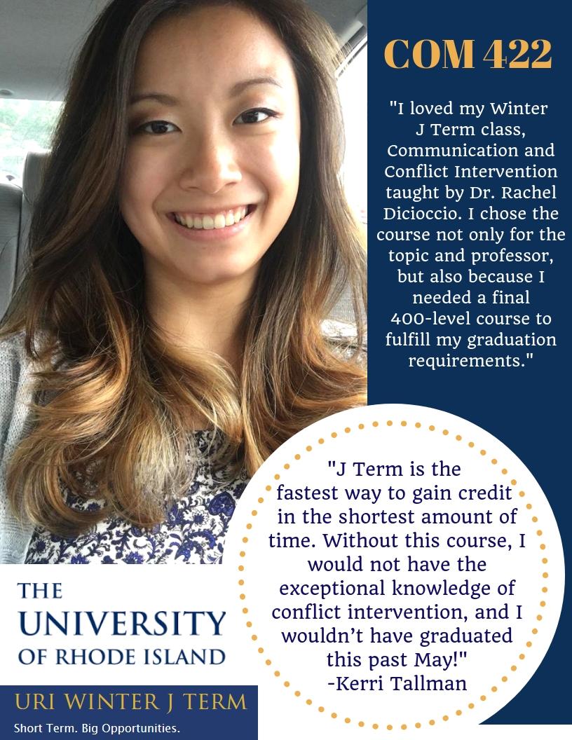Uri Winter J Term Pertaining To University Of Rhode Island Spring Calendar