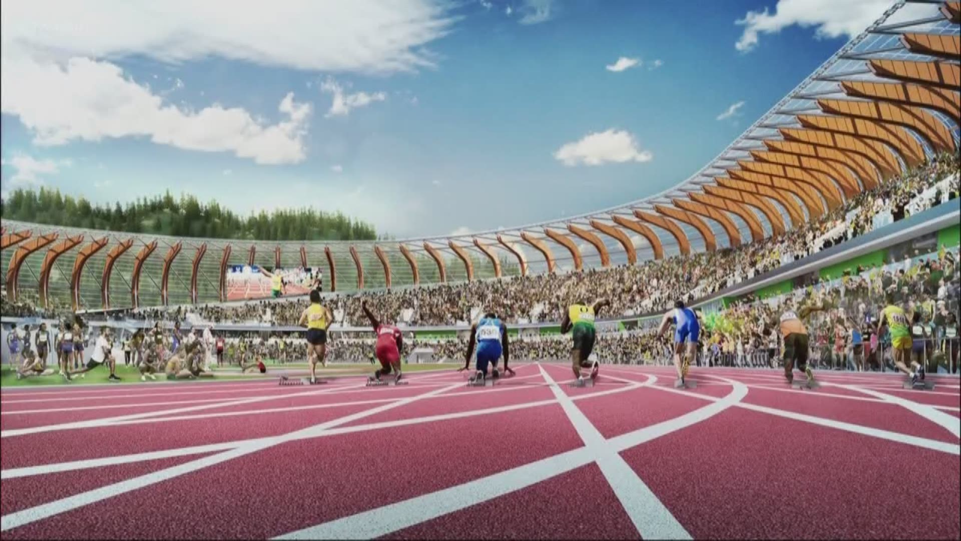 Usa Track And Field Switches Olympic Trials In Eugene To June 2021 Throughout Wake County Track Out Schedule 2021